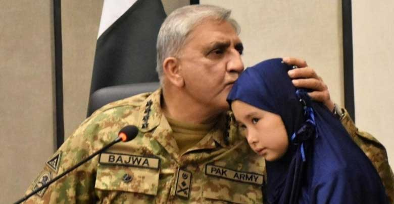 Army Chief meets Machh massacre victims' families during Quetta visit