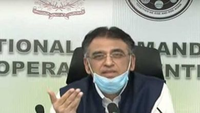 Covid second wave on decline due to govt's timely decisions, Asad Umar