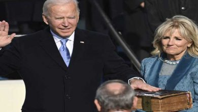 Assuming US presidency, Biden calls for end to 'uncivil war'