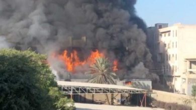 Fire breaks out in Karachi's SITE area, several injuries reported