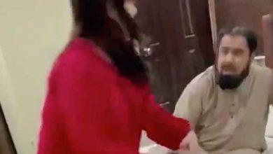Hareem Shah slaps Mufti Qavi over 'vulgar' conversation
