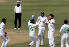Pakistan's spinners rattle South Africa in first Test