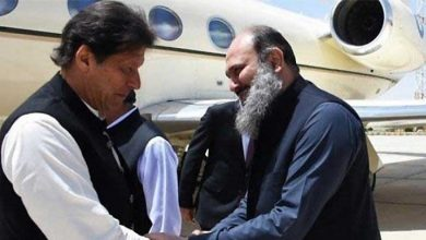 Imran Khan in Quetta