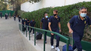 Historic Moment, South African Cricket team arrive for Pakistan tour