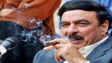 Nawaz Sharif's passport would not be renewed, Sheikh Rasheed