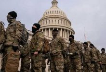 More troops in Washington than Afghanistan and Iraq for Biden's inauguration
