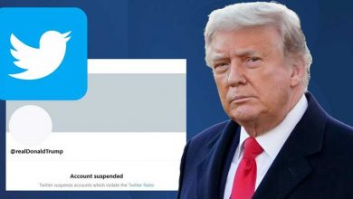 Twitter suspended US President Donald Trump's account