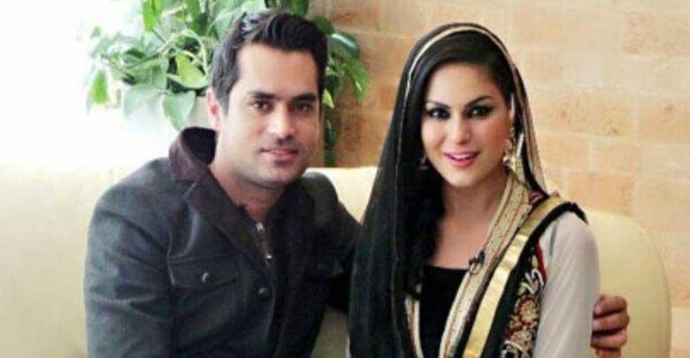 Veena Malik sues ex-husband for Rs1bn over social media campaign