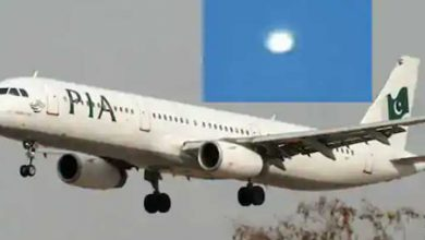 PIA pilot spots 'Extraordinary' object in the sky